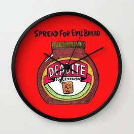 Deadite: The Evil Spread Wall Clock