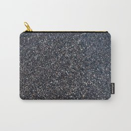 Black Sand I Carry-All Pouch