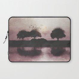 Positive Sunset Laptop Sleeve