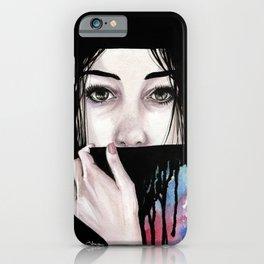 Lies iPhone Case