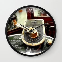 Leverage Wall Clock