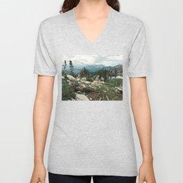 Utah Alpine Unisex V-Neck