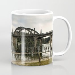 Siuslaw River Bridge Coffee Mug