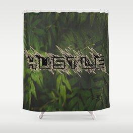 Hustle Nature Shower Curtain