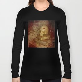 The Witchers Desk Long Sleeve T-shirt