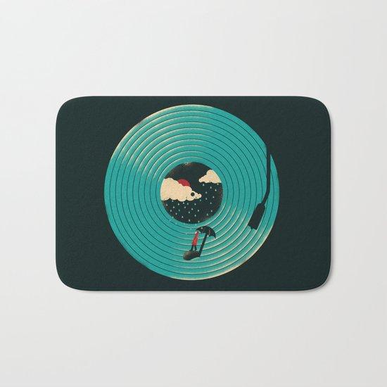 Songs for a Rainy Day Bath Mat