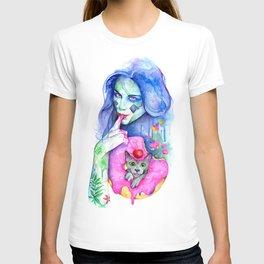 Romancing Dilettantes T-shirt