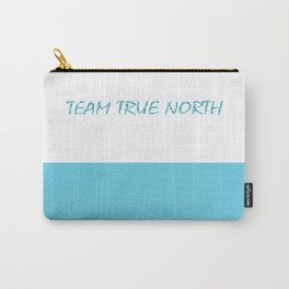 Team True North Notebook Carry-All Pouch