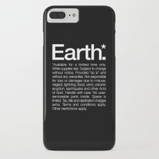 Earth.* Available for a limited time only. Slim Case iPhone 7 Plus