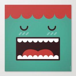 Mr Sleepwalker Canvas Print