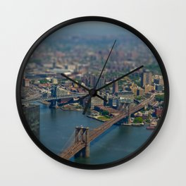 Forever NYC Wall Clock