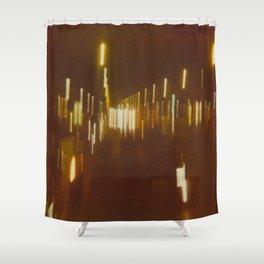 Lights of Paris Shower Curtain