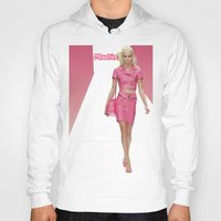 moschino Hoodies featuring MOSCHINO RUNWAY BARBIE GIRL by RickyRicardo787