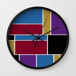 Abstract #419 Wall Clock
