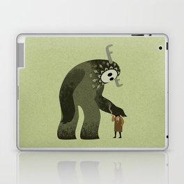 Giant Detective Laptop & iPad Skin