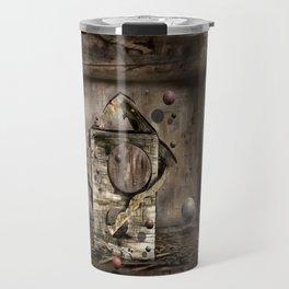 Moderne Kunst 2 Travel Mug
