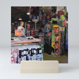 Store by the Sea Mini Art Print