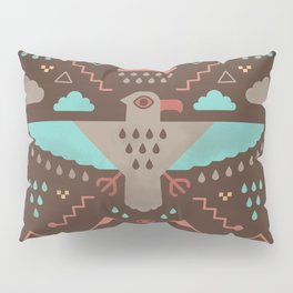 The Legend of Thunderbird Pillow Sham