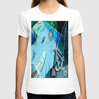 sailing T-shirts featuring Sailing by Robin Curtiss