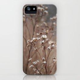 Soft White iPhone Case