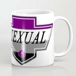 Identity Stamp: Asexual Coffee Mug