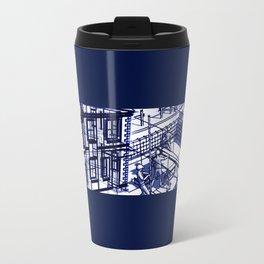 House plan blue print  Travel Mug