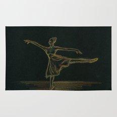 The ballerina Rug