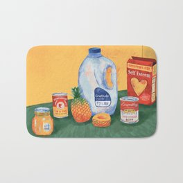 Meals For Success Bath Mat