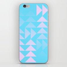 Rose Snowflake iPhone & iPod Skin