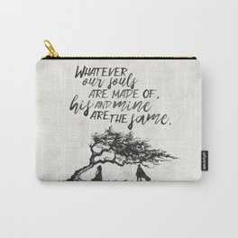 Wuthering Heights - Souls Carry-All Pouch