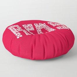 Liverpool 2018 - 2019 Floor Pillow