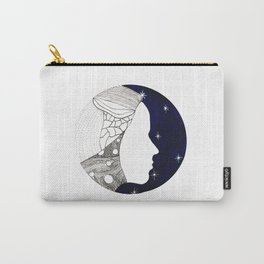 Girl in the Universe Carry-All Pouch