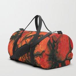 Lava Flow Duffle Bag