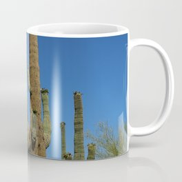 In The Sonoran Desert Coffee Mug