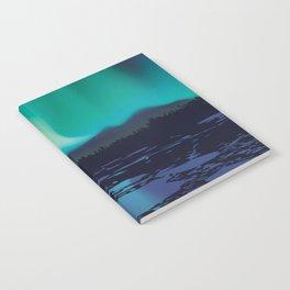 Wapusk National Park Poster Notebook