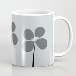 Cute Night Flowers Coffee Mug
