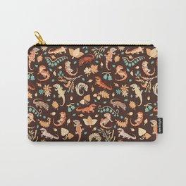Autumn Geckos Carry-All Pouch