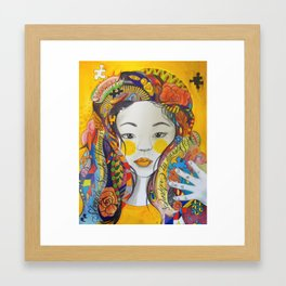 Dream in Extremes Framed Art Print