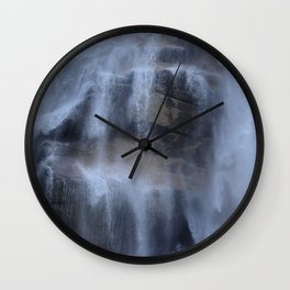 The Power of Water Wall Clock
