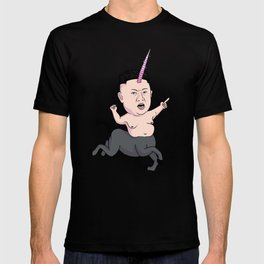 Kim Jong Unicorn T-shirt