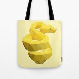 Viper Snake. Tote Bag