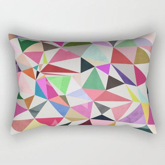 colour + pattern 18 Rectangular Pillow