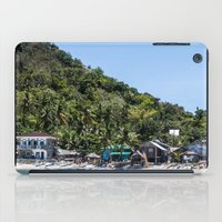 philippines iPad Cases featuring Apo Island Philippines by Jennifer Stinson