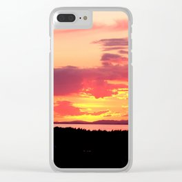 Findhorn 5 Clear iPhone Case