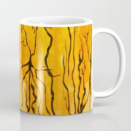 Neural Activity (An Ode to Cajal) Coffee Mug