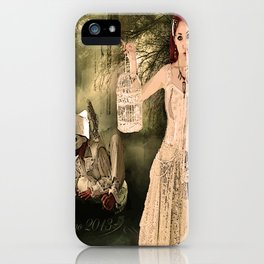 Can You? iPhone Case