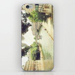 Seine, Paris iPhone Skin