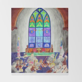 Church of the Holy Cross feat. Shreveport Festival Orchestra- 7 June, 2015 Throw Blanket