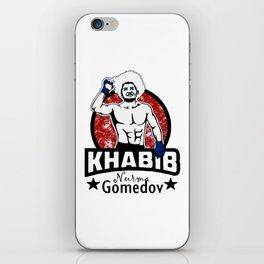 Khabib iPhone Skin