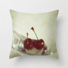 Taste like Summer Throw Pillow